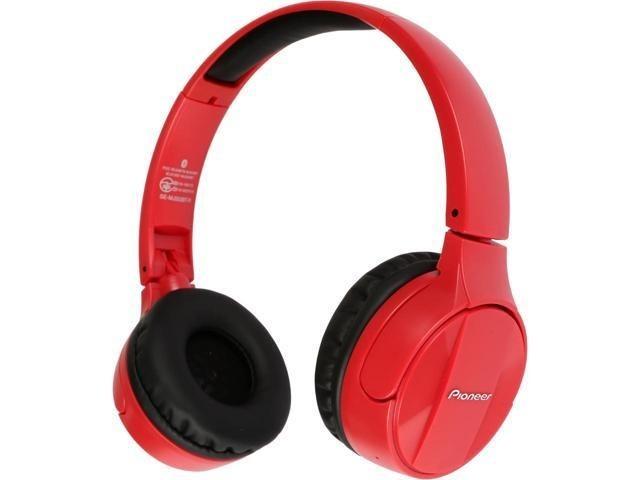 6404030caf4 Audifonos Diadema Bluetooth Pioneer Se-mj553bt Rojos Puebla ...