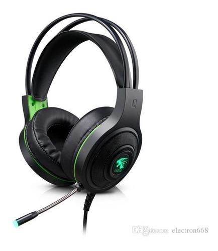 audifonos diadema gamer ps4 xbox one s jakc 3.5mm pc laptop