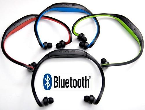 audifonos diadema manos libres sport bluetooth deportiva eg