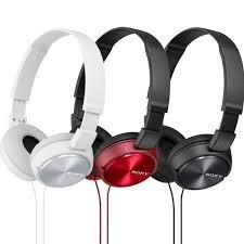 audifonos diadema mdr-zx310 sony alta fidelidad cel pc mp3 n