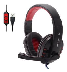 Audifonos Diadema Gamer Usb Audio 5 1 Pc Laptop Ps4 Ps3 Jueg