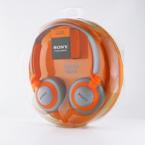 audifonos diadema sony extra bass mdr-xb200 original puebla
