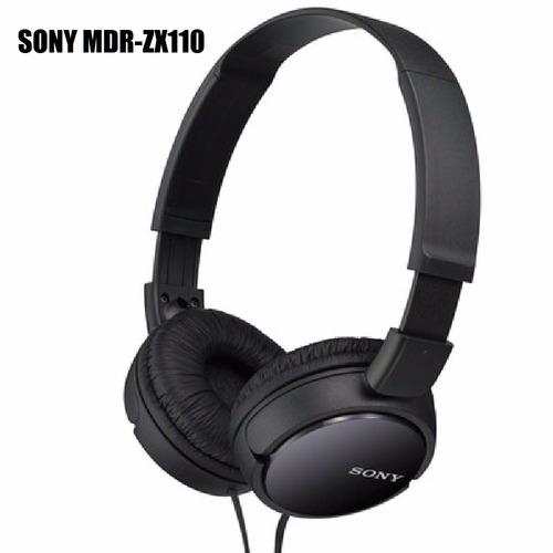 audífonos  diadema sony mdr-zx110 nuevo original garantía