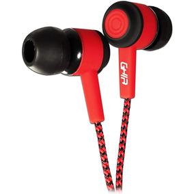7d85b586030 Audifonos Microfono Manos Libres 3.5mm Rojo Ghia Comet