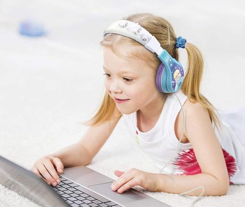 audifonos disney frozen niñas envio gratis
