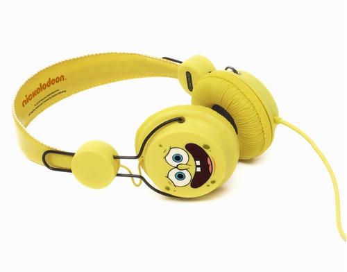 audifonos dj coloud bob esponja originales edicion limitada