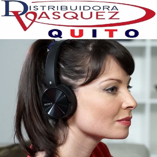 audifonos dj sony mdr xb850 headphones metalizado