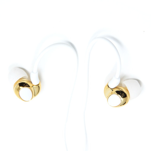 audifonos earhook sports dorado