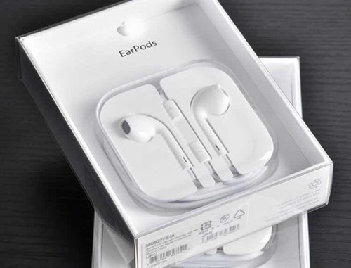 audífonos earpods apple iphone 100% originales usa garantía