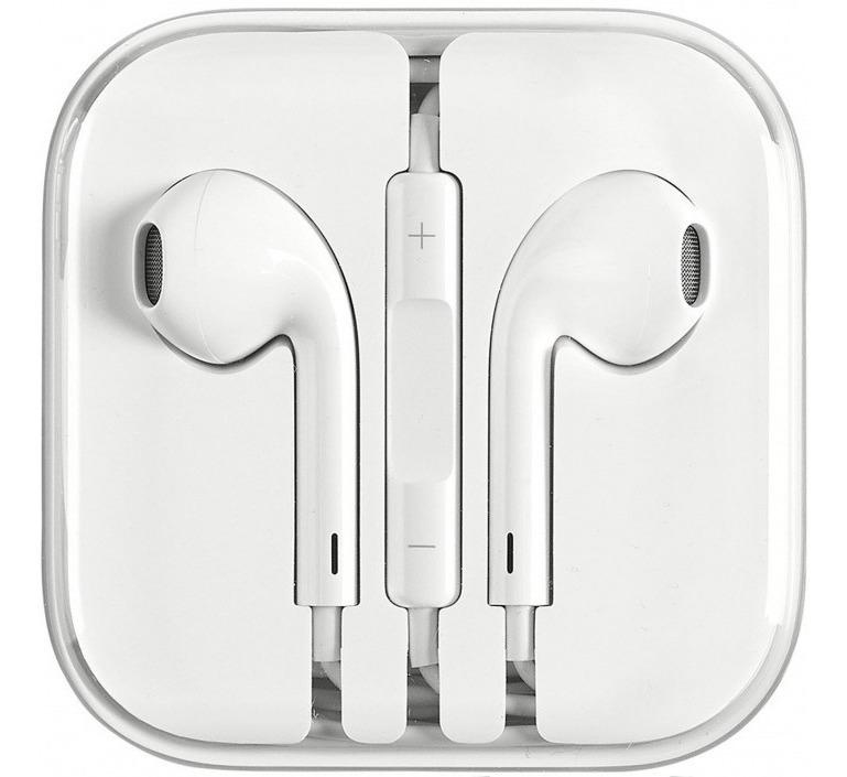 b4ba1aa54e9 Audifonos Earpods Apple iPhone 5 5s 5c 6 iPad iPod Original ...