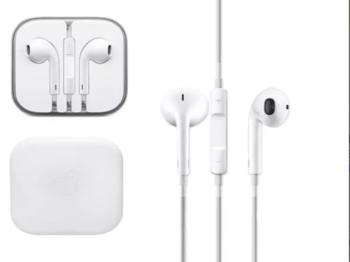 41bfcc71213 audífonos earpods apple iphone 5 5s 6 6s original sellado. Cargando zoom.