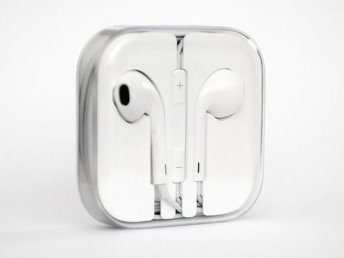 audifonos earpods apple originales iphone 5 ipad ipod