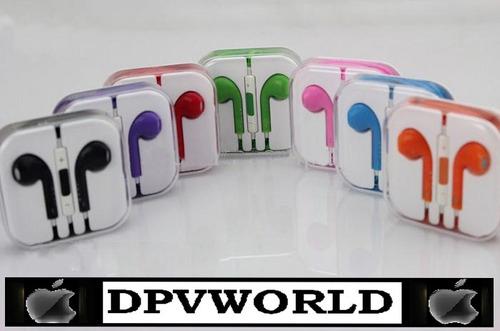 audifonos earpods control volumen iphone 6s 6 5 4 ipad 2 3 4