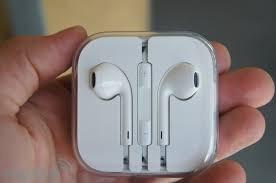 audífonos earpods iphone 4 5 6 ipod ipad