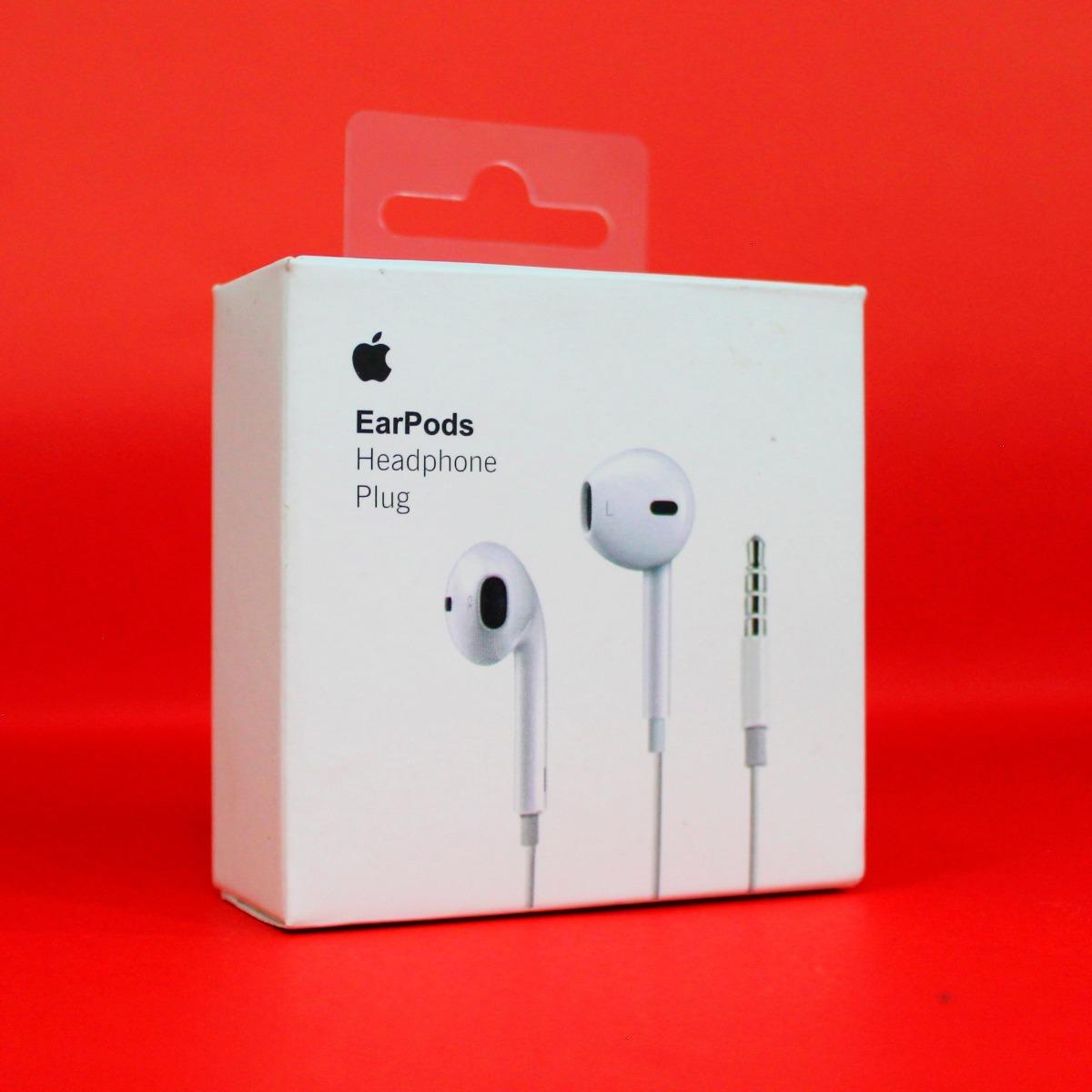 7634e243079 audífonos earpods iphone 5 6 apple a1472 originales sellados. Cargando zoom.