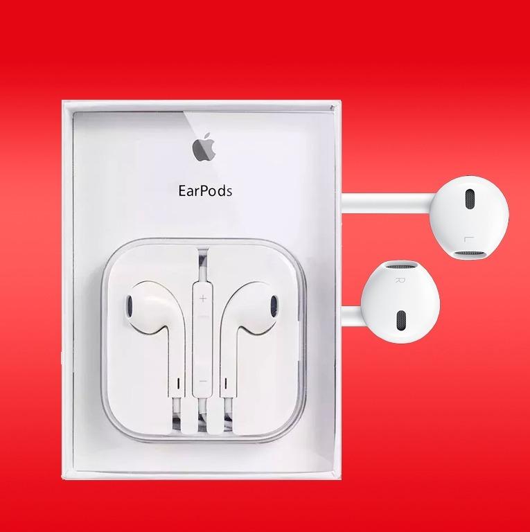 ef621c883e1 Audífonos Earpods iPhone 5 6 Apple Md827 Originales Sellados - $ 52.000 en  Mercado Libre