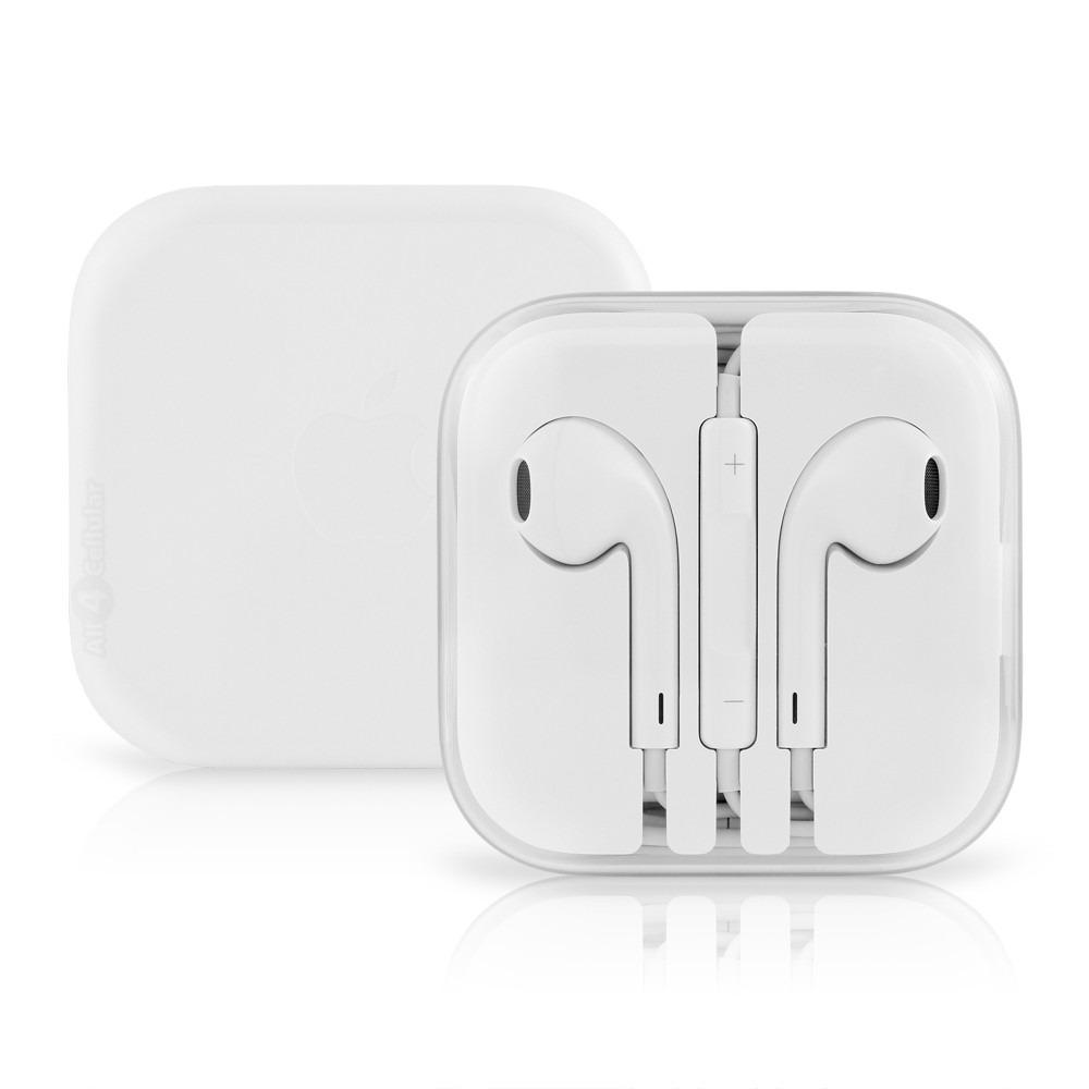 22ebe0675f7 Audifonos Earpods iPhone 5 Y 6 Originales Celulares Eg - $ 299.00 en ...