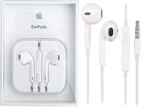 audífonos earpods iphone 6,6n plus,6s,5,5s, 100% originales