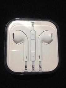 Audifonos Earpods Original Apple iPhone 6 Plus 5c iPad iPod