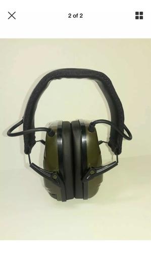 audífonos electrónicos (orejeras)supresores de ruidos mpow