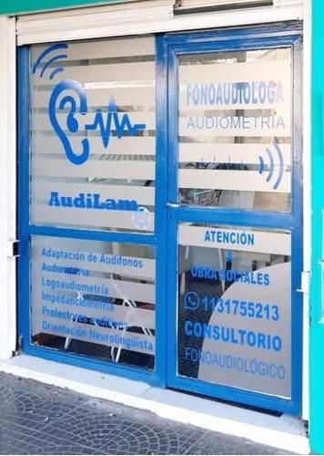 audífonos fonoaudióloga audiometria