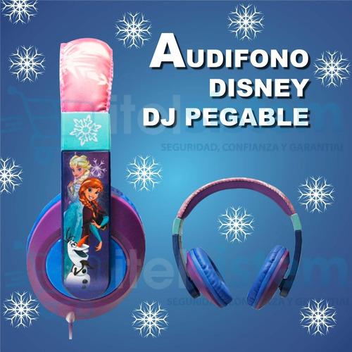 audifonos frozen calidad 100% original disney itelsistem gr