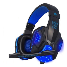 Audífonos Gamer Acekool Pc780 Micrófono Led. Pc, Consolas