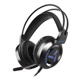 Audífonos Gamer Con Micrófono V2000 Usb