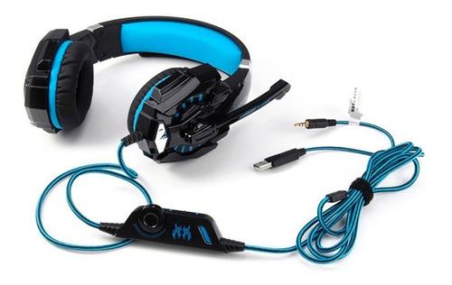 audífonos gamer g9000 led mic ps4 pc xbox one - monkeycolor