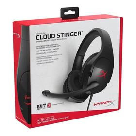 Audifonos Gamer Hyperx Cloud - Stinger - Gaming, Hscs-bk/na
