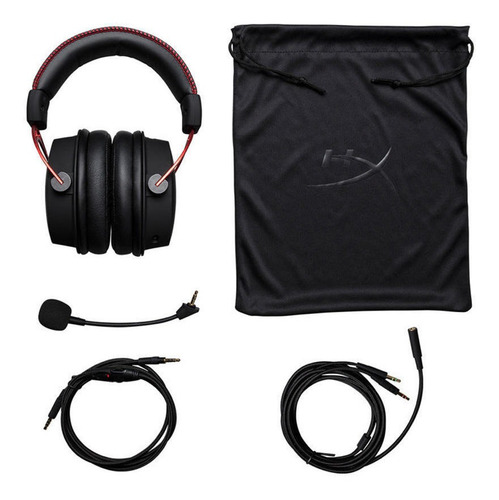 audifonos gamer hyperx cloud alpha