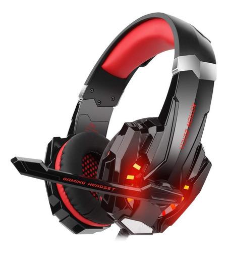audífonos gamer kotion each g9000 ps4, xbox one, hifi bass
