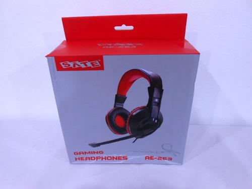 audifonos gamer microfono pc negro precio x mayor min 5 und