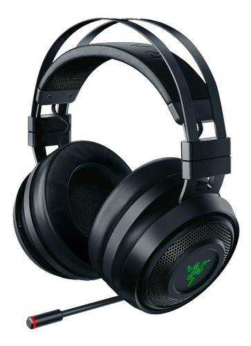 audifonos gamer razer inalambrico nari ultimate negros rz04