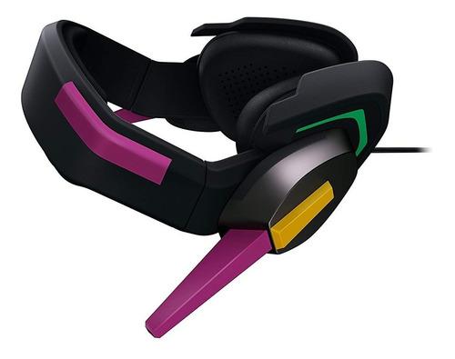 audifonos gamer razer meka d.va edición overwatch headset