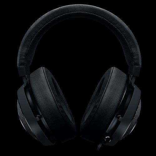 audifonos gamer razer pc edición torneo kraken te negro