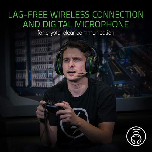 audifonos gamer razer thresher ultimate wireless xbox one
