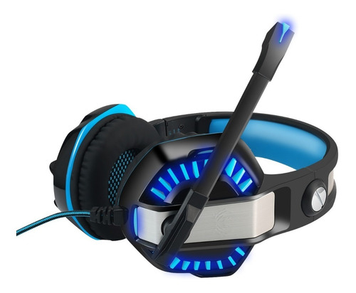 audifonos gamer vibracion diadema ps4 xbox one s jack 3.5mm