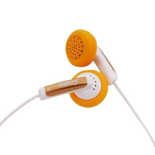 audifonos genius vívidos para escuchar música ghp-02v nuevo