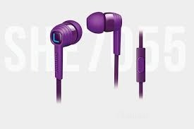 audifonos hand free philips she 7055