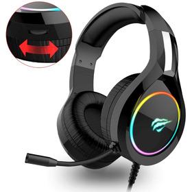 Audífonos Havit Gaming Rgb Ps4 Xbox Pc (40)