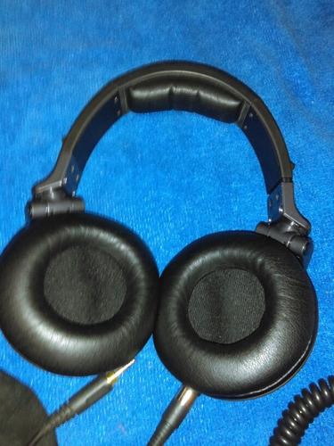 audifonos hdj-2000 k pioneer profesionales dj