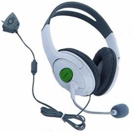 audifonos headset con microphone mic para xbox 360