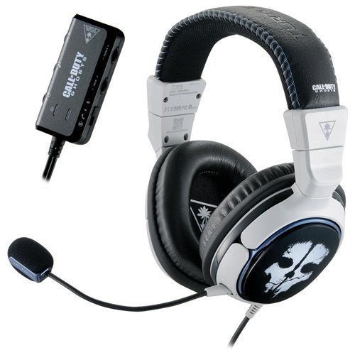 audifonos headset marvel seven ltd call of duty ghosts
