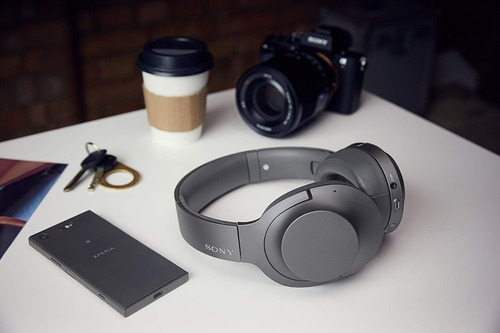 audífonos hi-res - noise cancelling sony wh-h900 hear.on 2