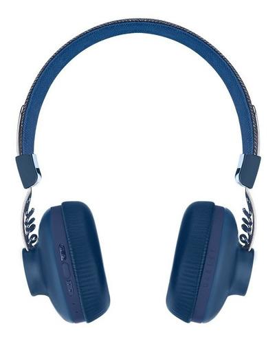 audífonos house of marley positive vibration 2 azul