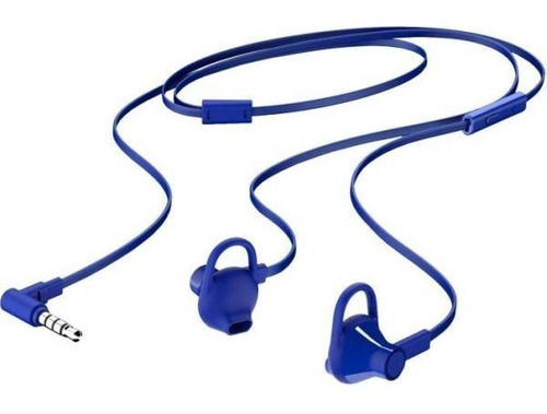 audifonos hp 150 in ear 3.5mm con microfono original negro