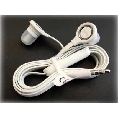 audifonos htc blanco + micro + control de musica y llamadas