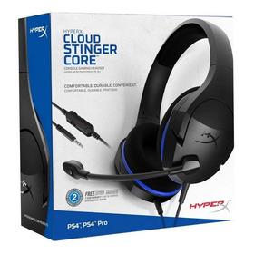 Audifonos Hyperx Cloud Stinger Core Gaming, Pc, Ps4, Xbox