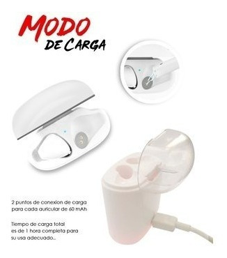 audifonos i7s plus bluetooth 5.0 inalambricos apple android